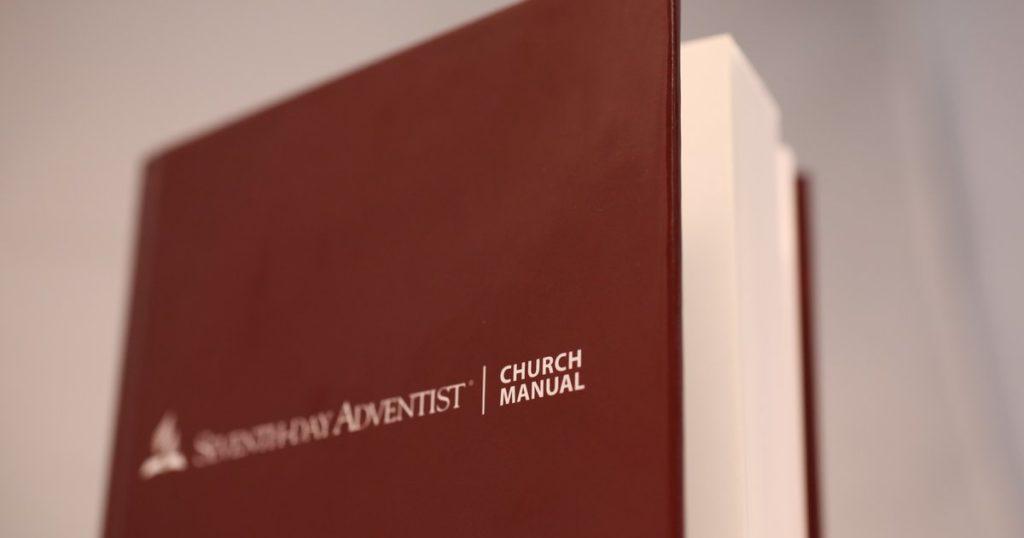 Generalna Konferencije odbila Crkveni Priručnik